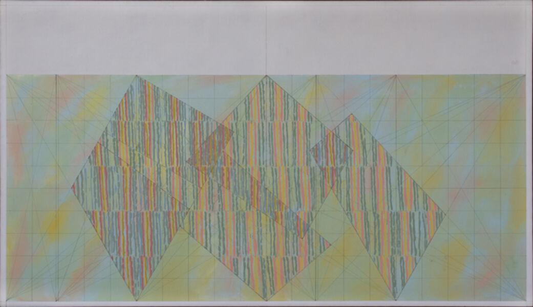 Jack Tworkov, 'Hymnos (Q3-76 #3)', 1976