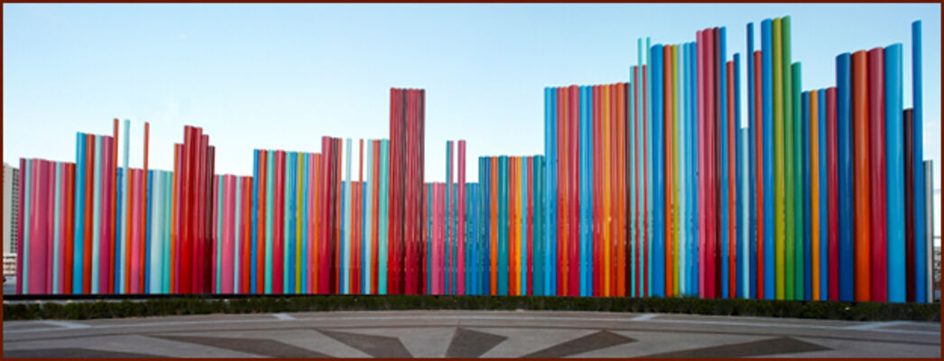 One Place After Another: A Survey of Public Art Today, installation view