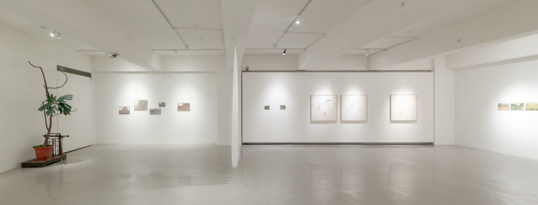 Whisper of the Shores, installation view