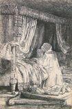 David in Prayer