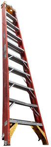 Jennifer Williams, 'Large Folding Ladder: Orange with Yellow Top', 2012