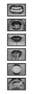 Anna Maria Maiolino, 'In-Out (Antropofagia) [Antropophagy], from Fotopoemação [Photopoemaction] series', 1973/1974 (printed 2010)