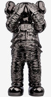 KAWS, 'KAWS Holiday SPACE Black (KAWS Space companion)', 2020
