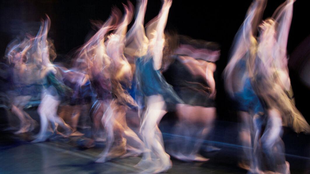 """Mikhail Baryshnikov, 'Untitled #33Mark Morris Dance Group in """"Grand Duo"""" by Mark Morris', 2012"""