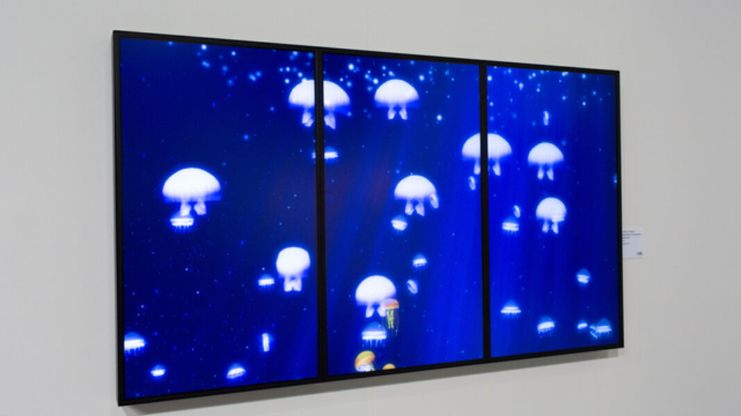 Dominic Harris, 'Deep Blue Interactive Aquarium', 2012