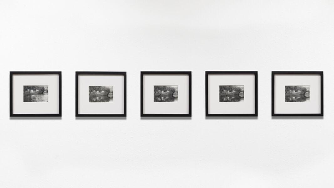 Bas Jan Ader, 'Study for Fall 2, Amsterdam', 1970