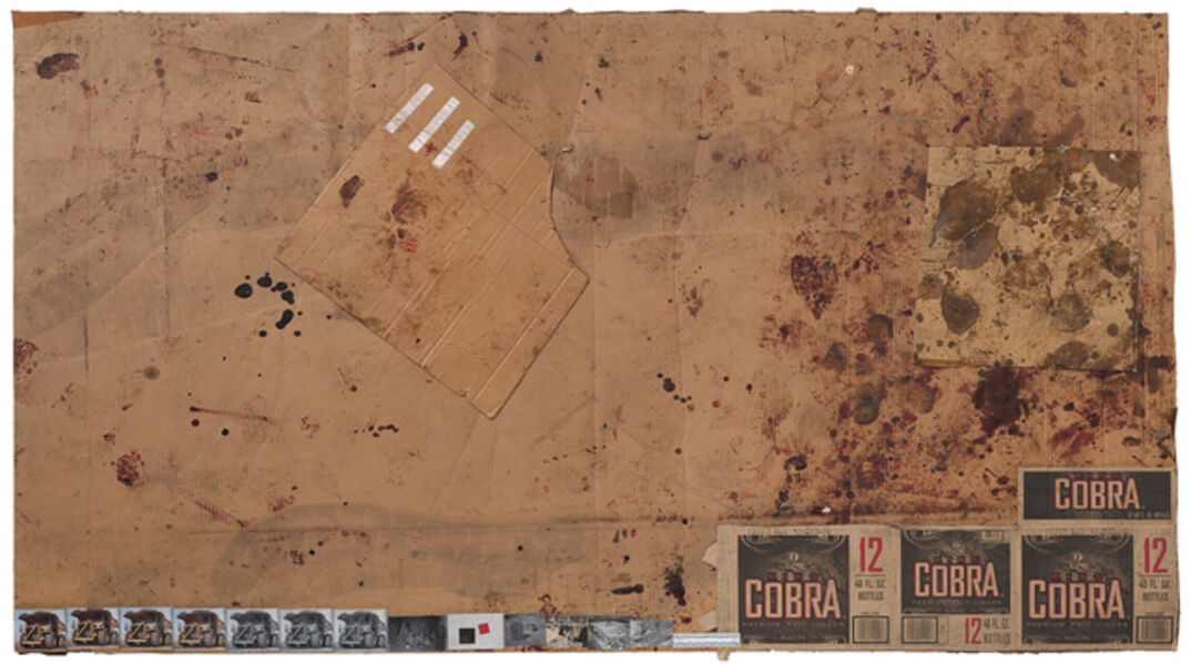Sterling Ruby, 'EXHM (4332)', 2013