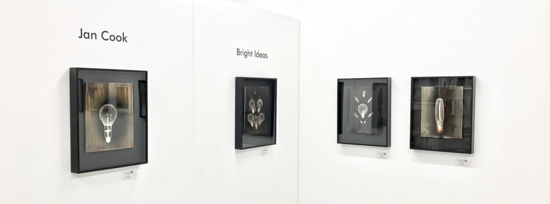 Illumination - Capturing Light Without A Camera, installation view