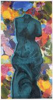 Jim Dine, 'Dark Blue Cloud', 2010
