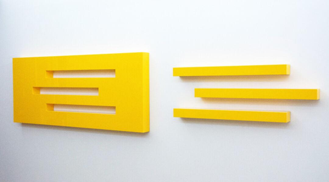 Lori Cozen-Geller, 'Foundation, Yellow', 2015