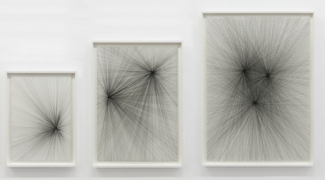 Ignacio Uriarte, 'A Star Progression Tryptich', 2018
