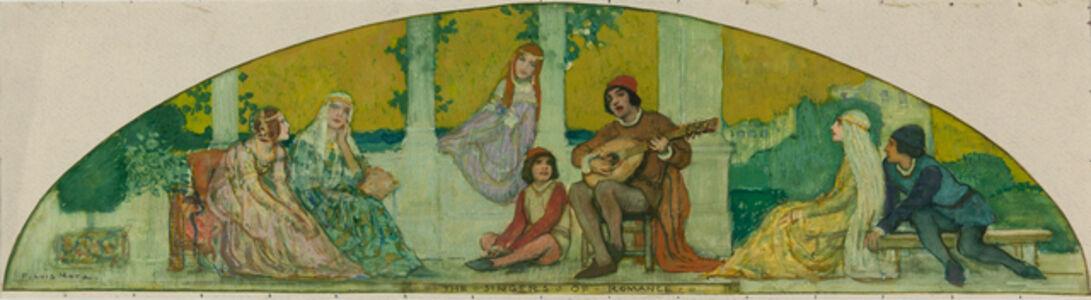 Francis Luis Mora, 'The Singers of Romance', 1874-1940