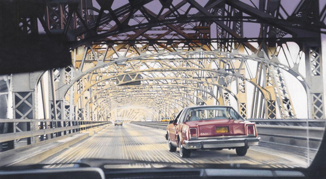 Denis Ryan, 'Queensborough Bridge'