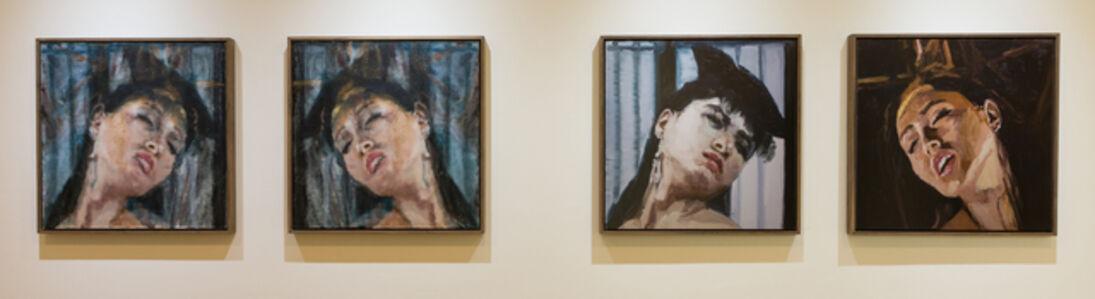 Li Qing 李青 (b. 1981), 'Images of Mutual Undoing and Unity·Love201501', 2015
