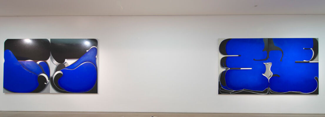 MARIE HAGERTY: RECENT WORKS, installation view