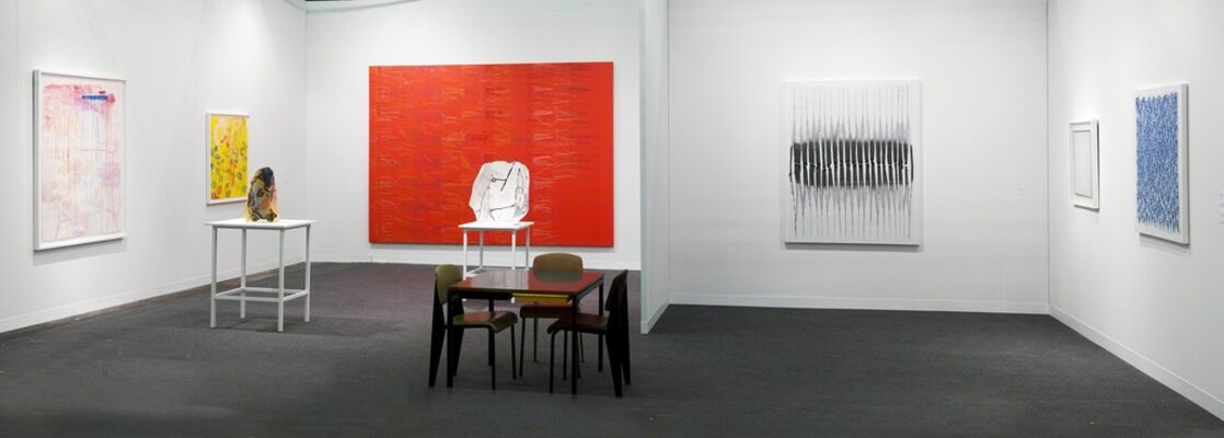 Tina Kim Gallery at The Armory Show 2016, installation view