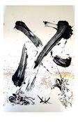"Salvador Dalí, 'Original Lithograph ""Don Quixote VII"" by Salvador Dali', 1957"