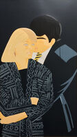 Alex Katz, 'Pas de Deux:Vicki Hudspith and Wally Tuberville ', 1993
