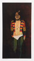 Peter Blake, 'Costume Life Drawing', 1971