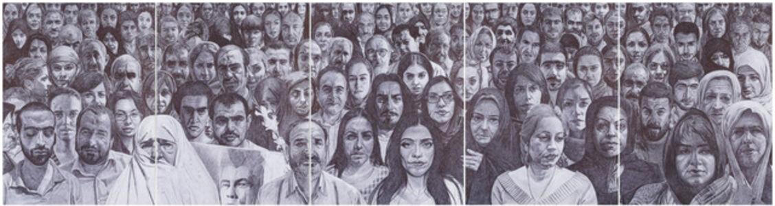 Ahmad Morshedloo, 'Resonance of Silence', 2015
