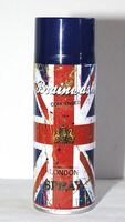 "Mr. Brainwash, 'MR BRAINWASH BRITISH SPRAY CAN ""LIFE IS BEAUTIFUL"" LONDON SOLO ART SHOW ', 2012"