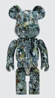 Jackson Pollock, 'Jackson Pollock Bearbrick 400% Companion (Jackson Pollock BE@RBRICK)', 2018