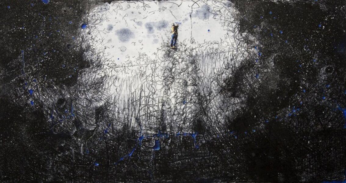 Gerry Bergstein, 'Whitewash', 2019