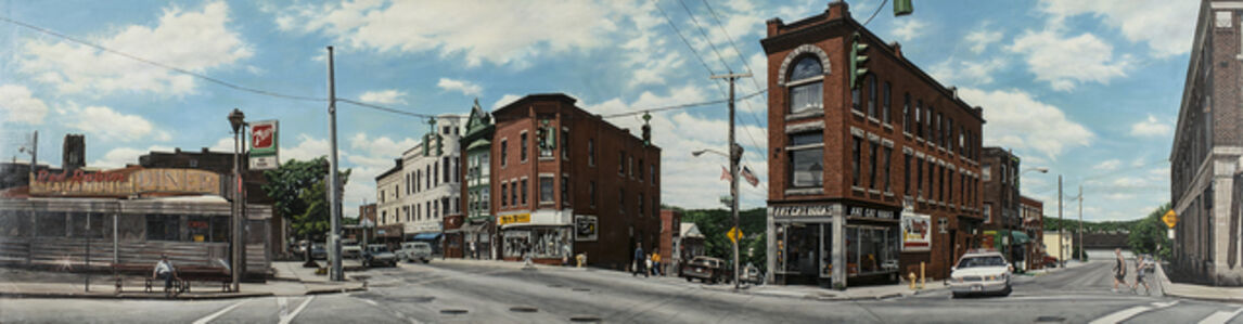 Anthony Brunelli, 'Main Street', 1994