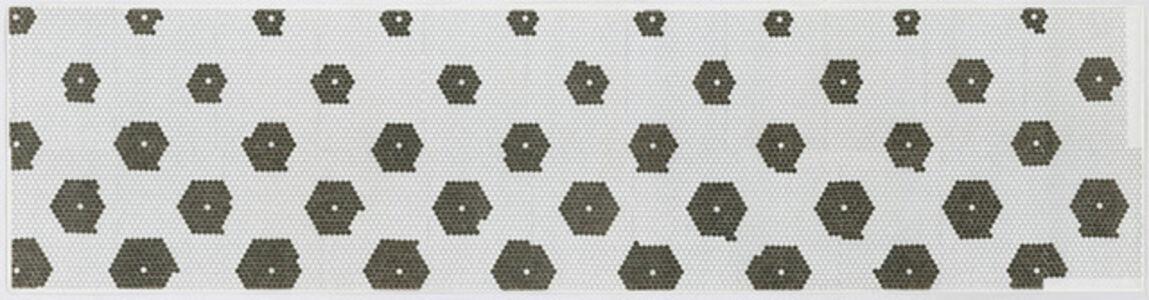 Julia Fish, 'Study for floor [floret] # 5', 1998