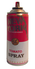 Spray Can: New York (Gold)