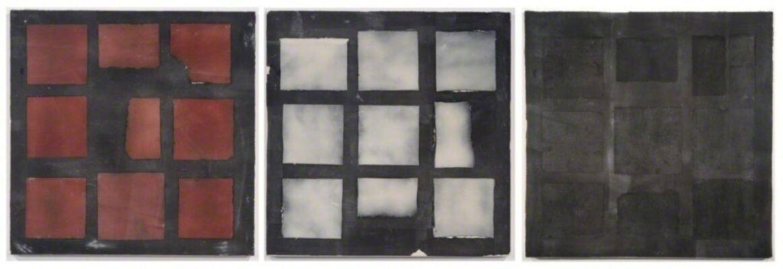 JUDY TUWALETSTIWA – GLASS, installation view