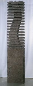 Jesús Bautista Moroles, 'Spirit Inner Column', 1994