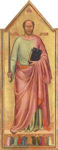 Bernardo Daddi, 'Saint Paul', 1333