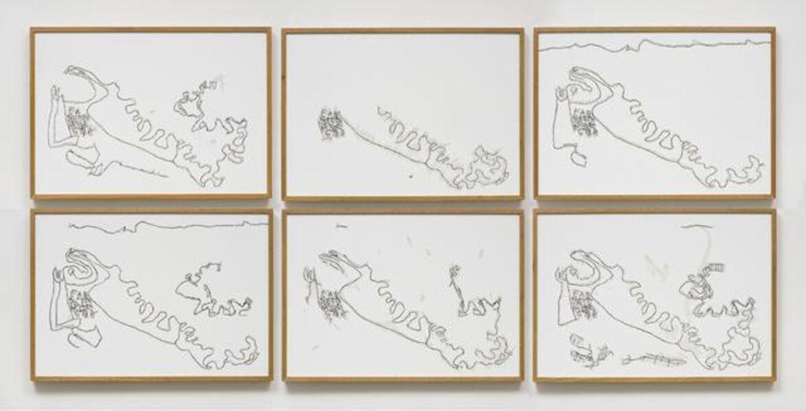 Rivane Neuenschwander, 'Caça ao Fantasma I', 2018
