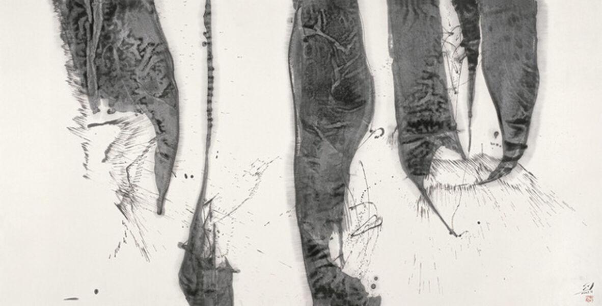 Shao Yan, 'Dazzling Fireworks and Lanterns 火樹銀花', 2007