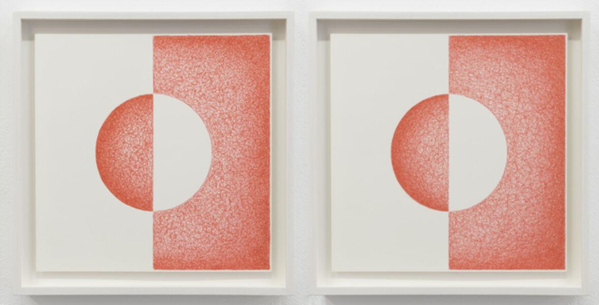Ignacio Uriarte, 'Red Equation', 2018