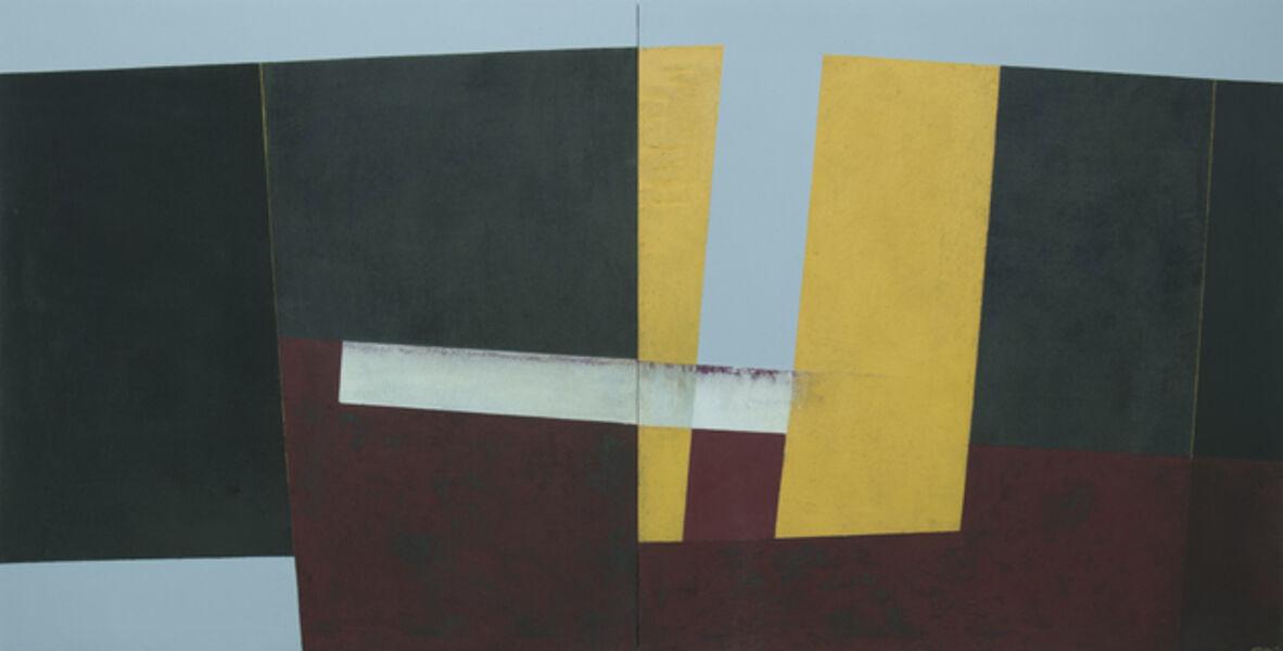 Silvia Lerin, 'Algo pasa en el amarillo (Something is happening in yellow)', 2006