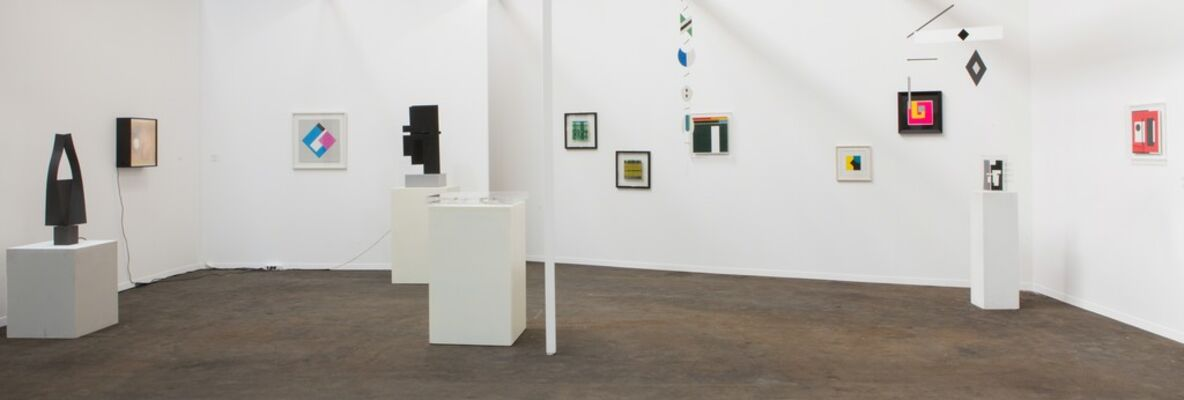 Repetto Gallery at Art Brussels 2016, installation view