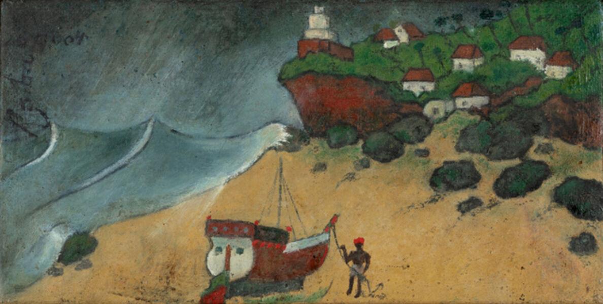 A. A. Raiba, 'Fort Aguada (Goa Series)', 2004