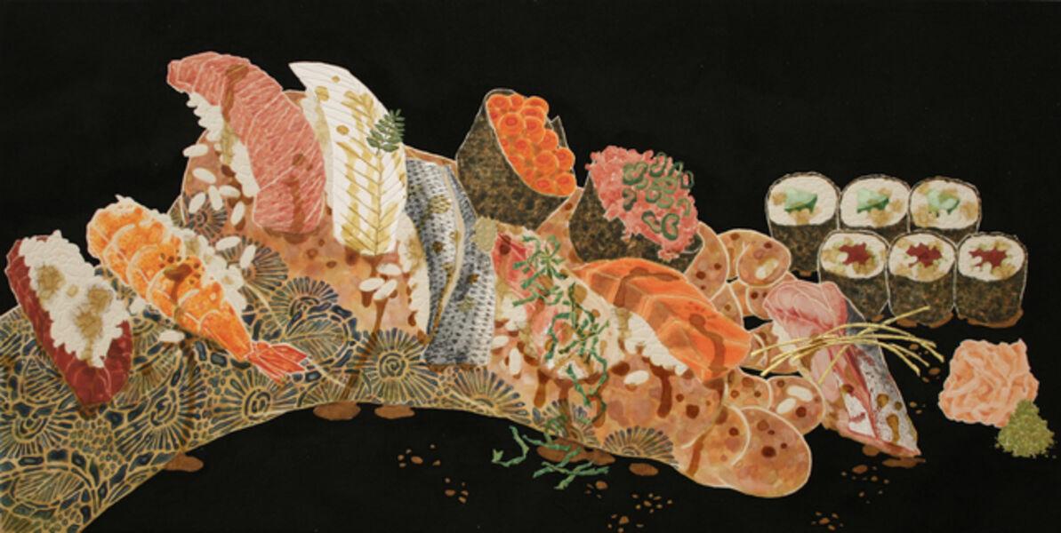 Hiroomi Ito, 'Nourish VI (Sushi On The Sole)', 2016