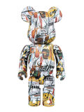 Basquiat Version #1 Medicom Be@rbrick 1000%