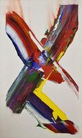 Paul Jenkins, 'Phenomena Cross Beam Light', 1979