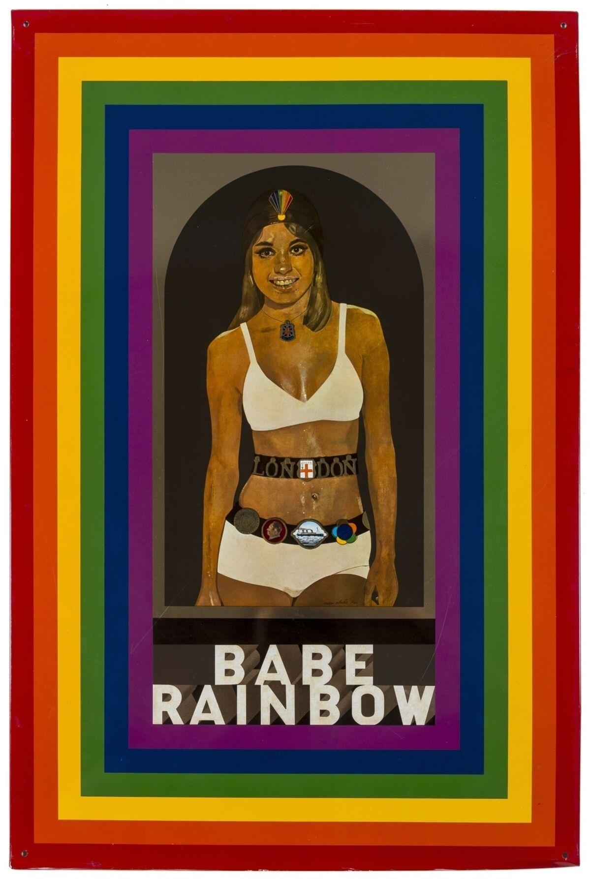 Babe Rainbow