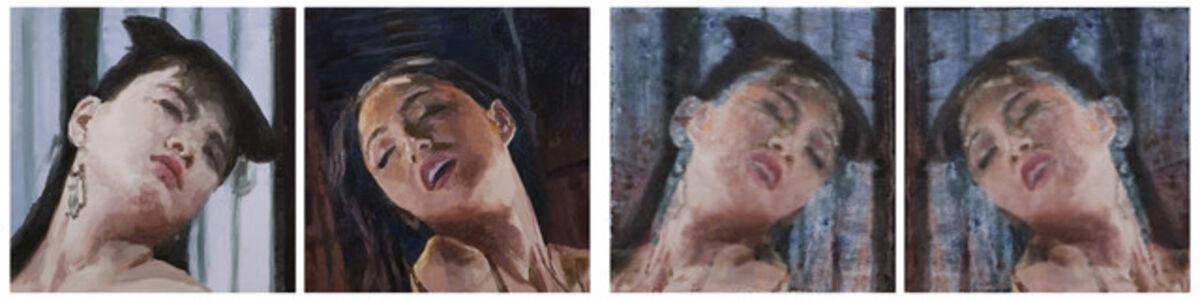 Li Qing 李青 (b. 1981), 'Images of Mutual Undoing and Unity ·Lurk', 2015