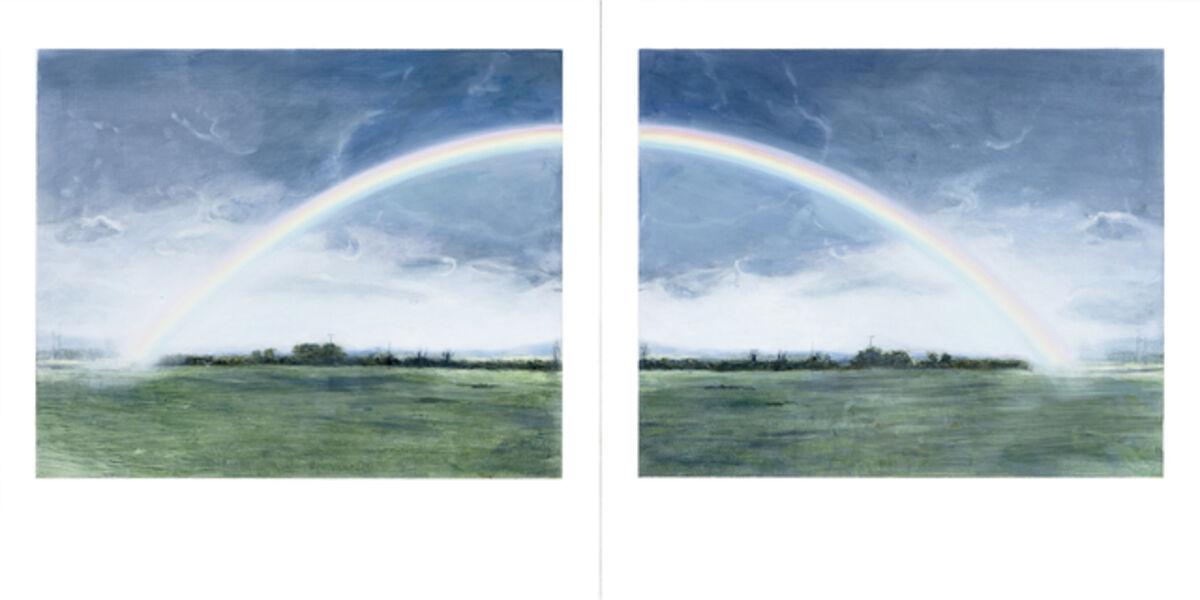 Ellen Harvey, 'Double Rainbow', 2013