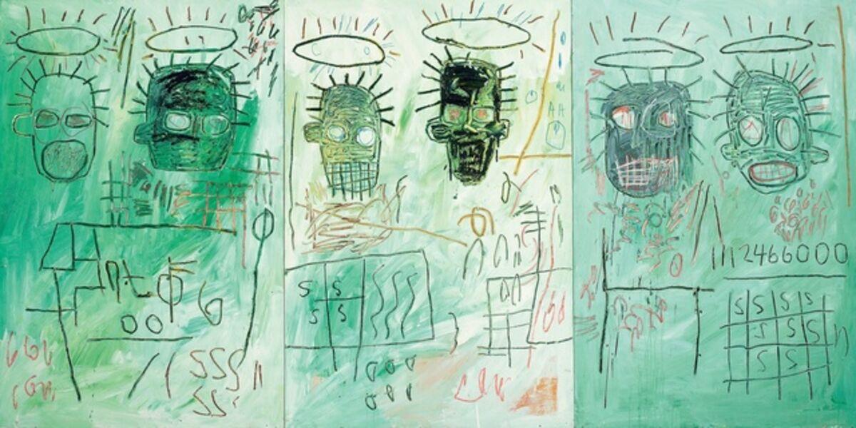 Jean-Michel Basquiat, 'Six Crimee', 1982