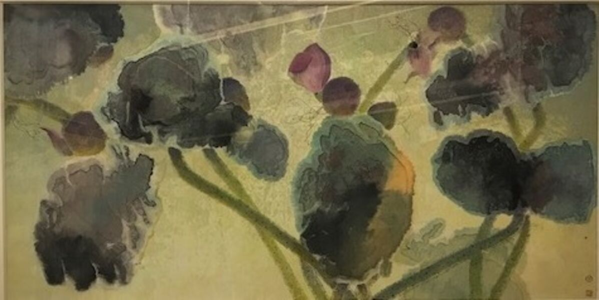 Yang Yanping 杨燕屏, 'Remaining Fragrance at the End of Summer', 1999