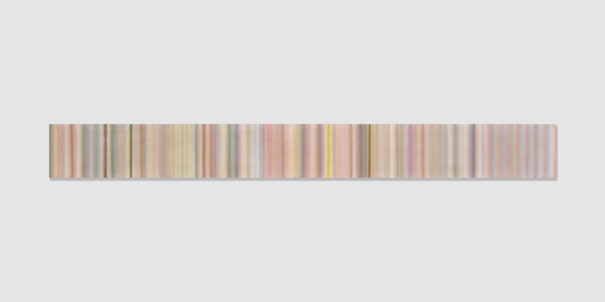 Tim Bavington, 'White Room', 2017