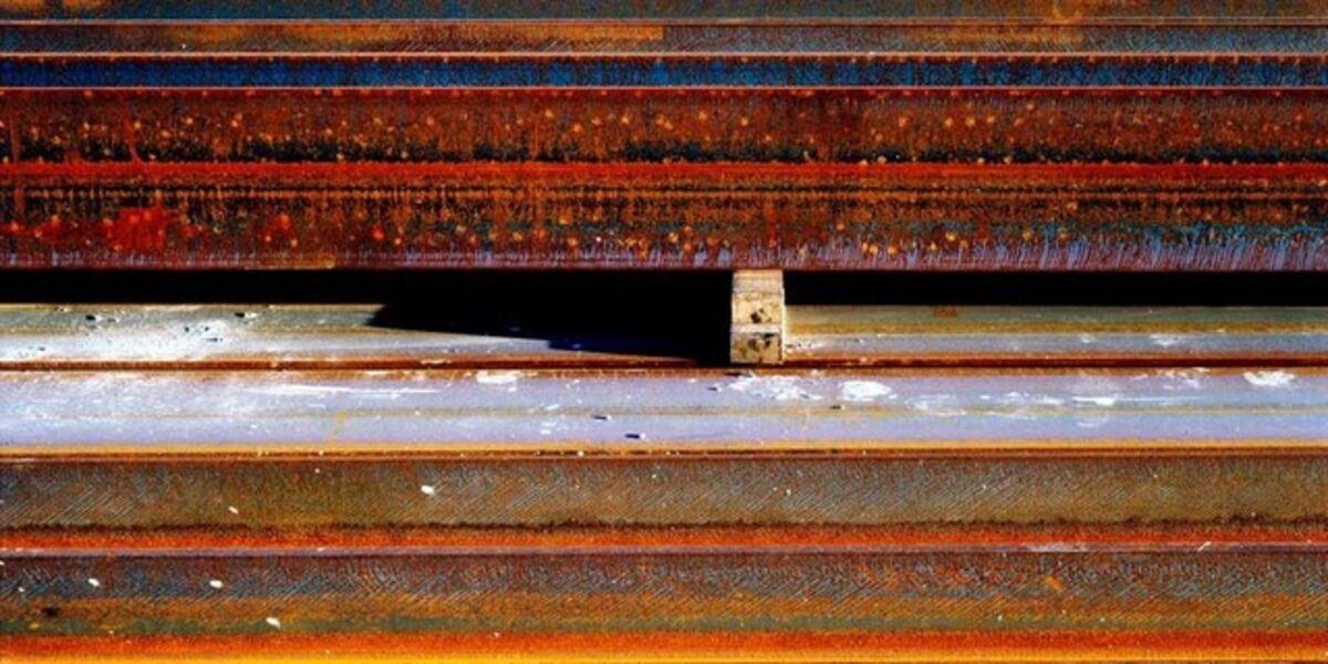 Jan Staller, 'Horizontal Steel'