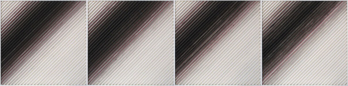 Yu Yang  于洋 (b. 1979), 'White Red Black Color Landscape', 2016